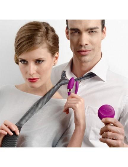 Stimulateur avec télécommande Tiani 2 violet Lelo