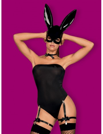 Costume Bunny 4 Pièces Obsessive