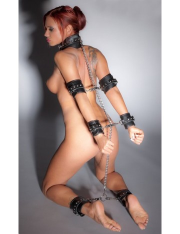Kit Bondage Erotique Zado
