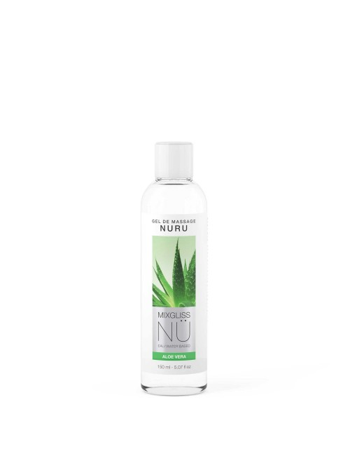 Gel de massage Nuru Aloe Vera 150 ml