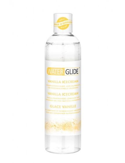 Lubrifiant à Base Eau Glace Vanille 300 ML Water Glide