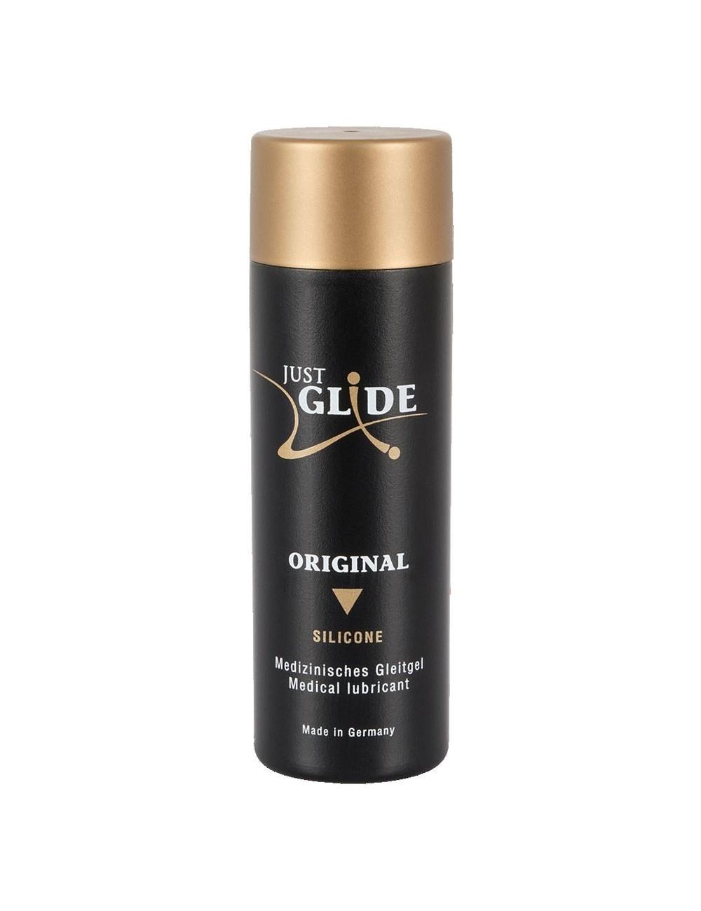 Lubrifiant intime Original Silicone 100 ml Just Glide