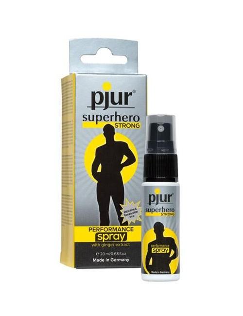 Spray Retardant Superhero Pjur
