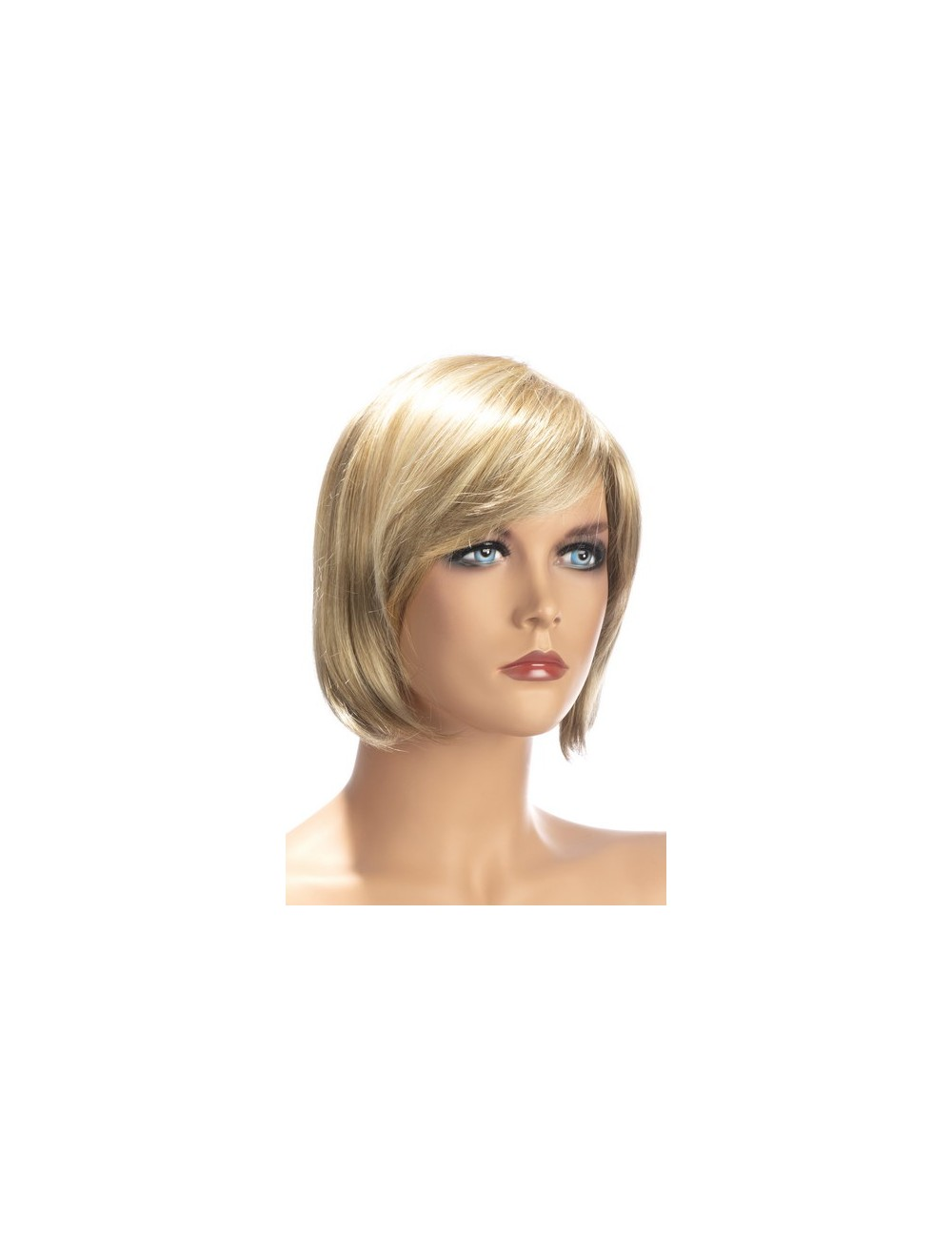 Perruque Blonde Meches Berangère Worldwigs