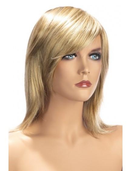 Perruque Blonde Zoe Cheveux Demie Longueur Worldwigs