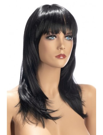 Perruque Brune Kate Worldwigs