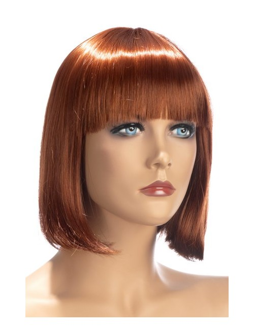 Perruque Rousse Sophie Worldwigs
