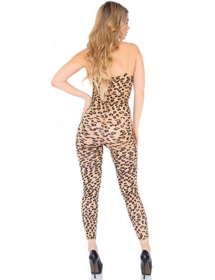 Combinaison léopard Ava Leg Avenue