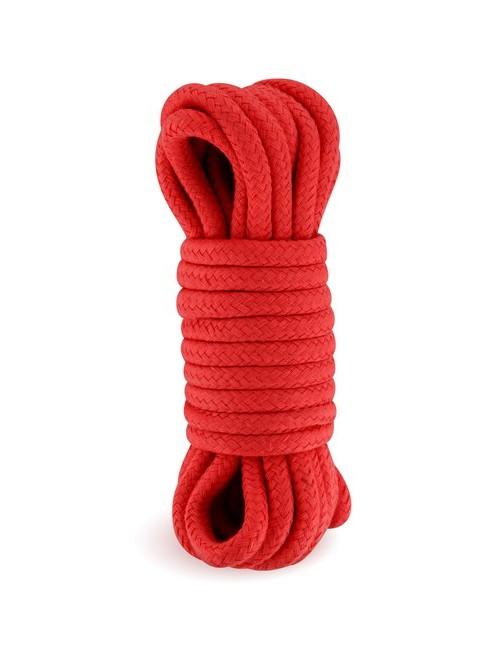 Corde Shibari Rouge 5M SWEET CARESS
