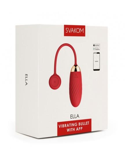 Oeuf Vibrant Contrôle Smartphone Svakom