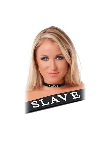 Collier silicone Slave Rimba