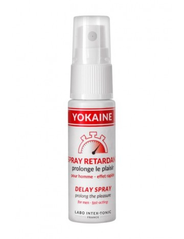 Spray Retardant Yokaine Homme Labo Intex-Tonic