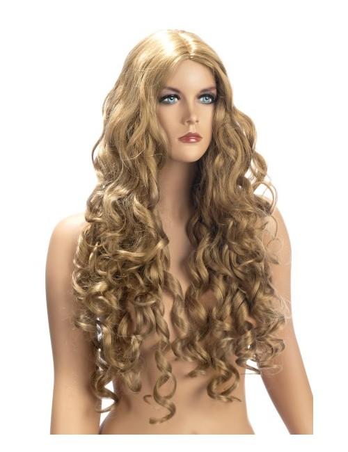 Perruque blonde Longue Angèle Worldwigs