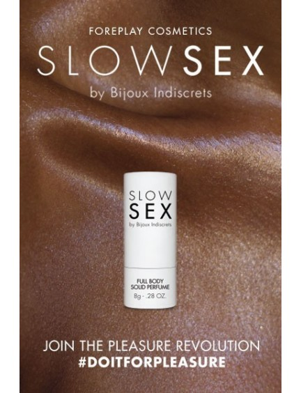 Parfum solide intime Slow Sex Bijoux Indiscrets