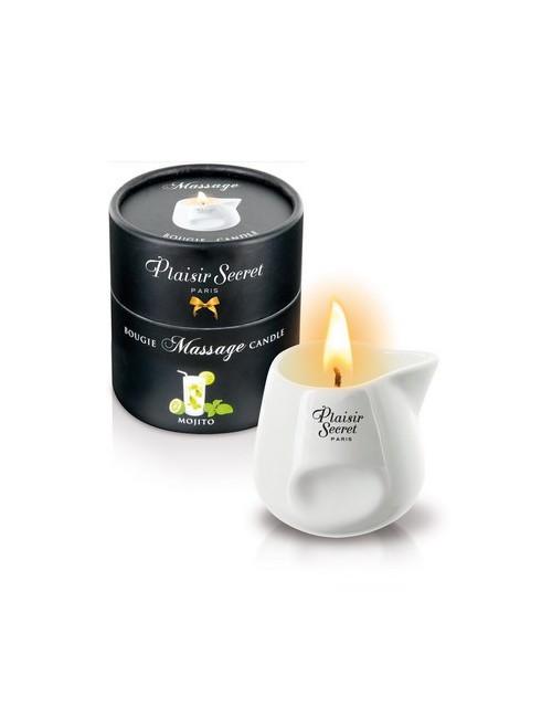 Bougie de massage Mojito Plaisir Secret