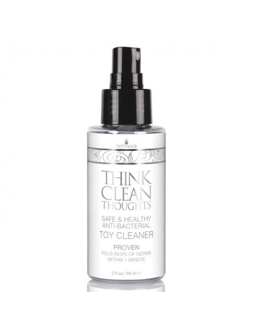 Nettoyant pour jouets Think Clean 59 ml Sensuva