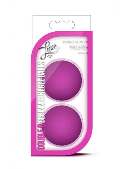 Boules de Kegel Rose Luxe Blush