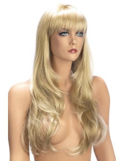 Perruque Blonde Diane Cheveux Longs Worldwigs