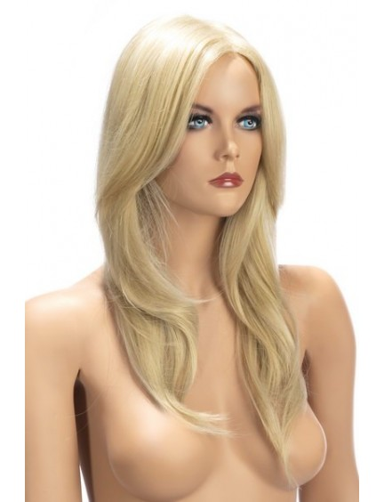 Perruque Blonde Longue Olivia Worldwigs