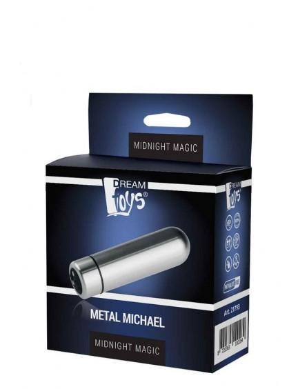 Stimulateur Metal Michael rechargeable DreamToys