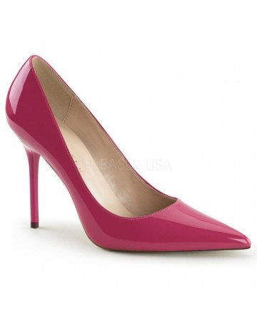 Escarpins esprit chic Rose vif PLEASER