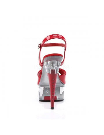 Sandales Glamourissime Rouge PLEASER