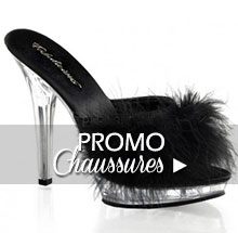 chaussures sexy en promotions