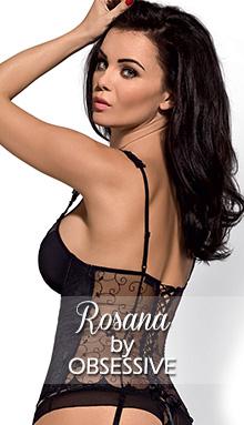 Rosana obsessive lingerie